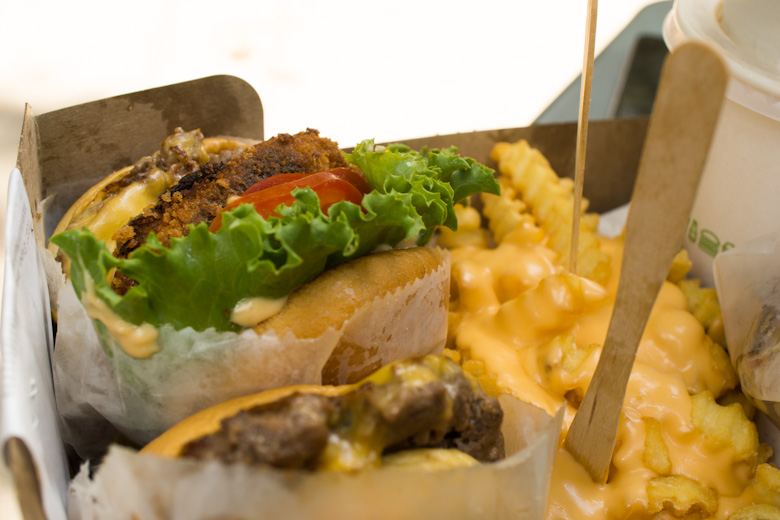 NYC Cray !!! Shake Shack | That Food Cray !!!