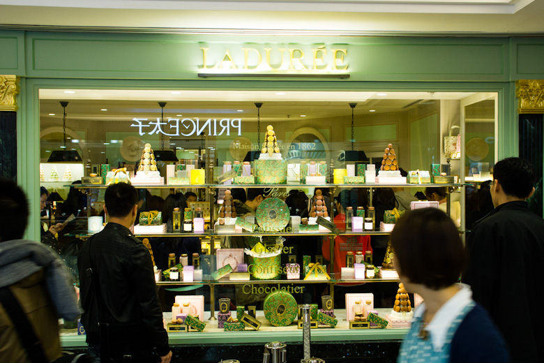 that food cray laduree hong kong 110 Bienvenue à Hong Kong Ladurée !!!