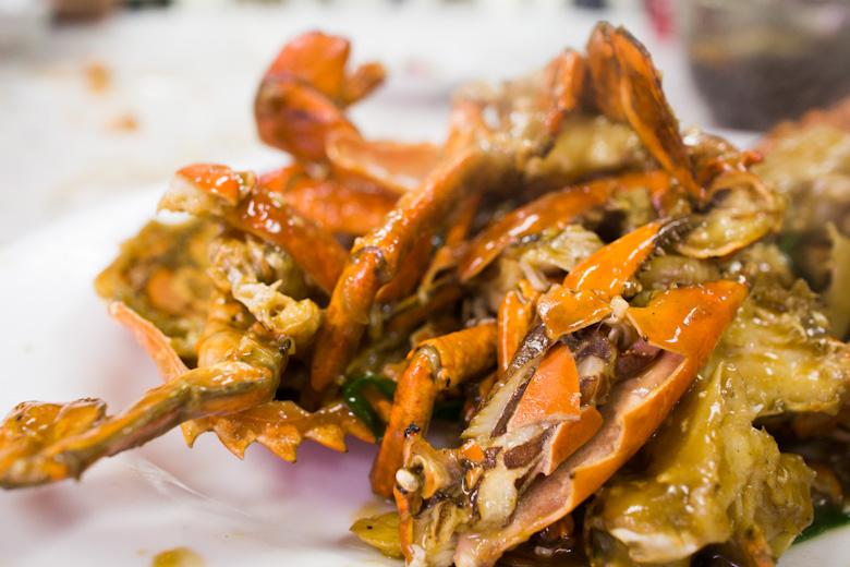 Cray Fish Chinese Food