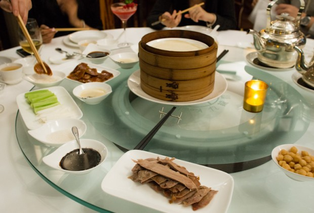 A review of kowloon tong best peking duck in hong kong for Cuisine x hong kong margaret
