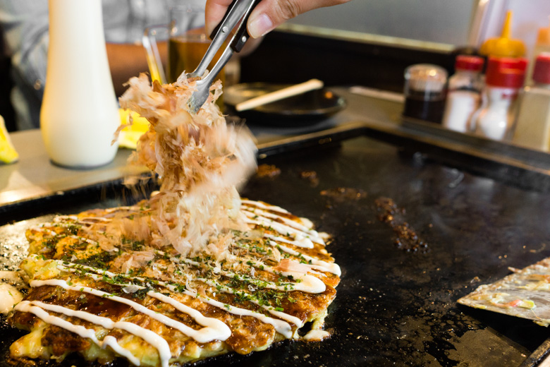 Where To Eat Street Food In Osaka