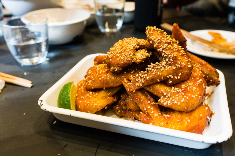 Stussy x Yardbird's Fried Chicken Feast in Hong Kong !!! | That Food ...