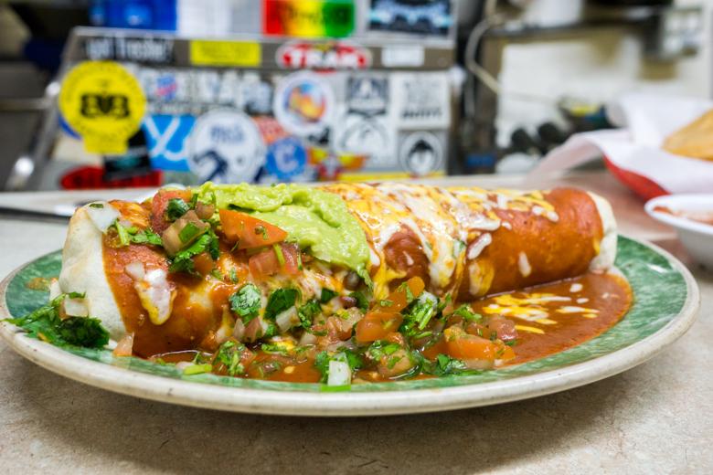 El Tarasco Mexican Food