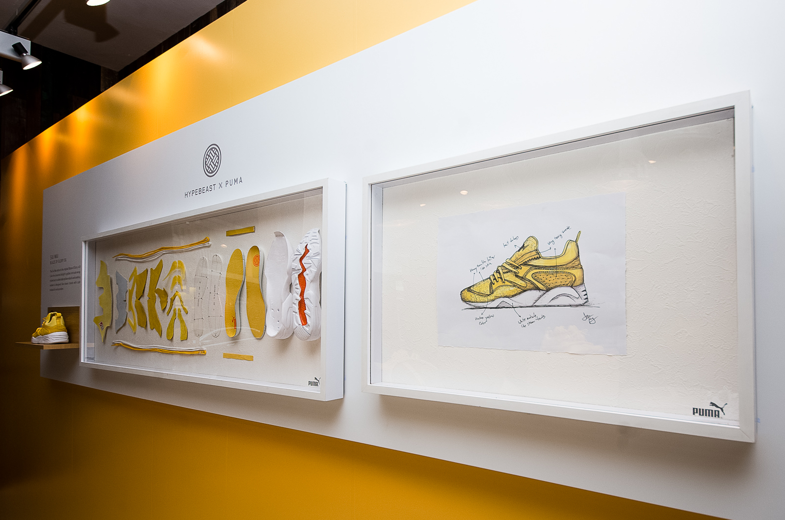 5458bc049307c6 To cap things off, they threw an event at JUICE in Causeway Bay which  presented the shoes in a most natural setting as well as showcased the  various pieces ...