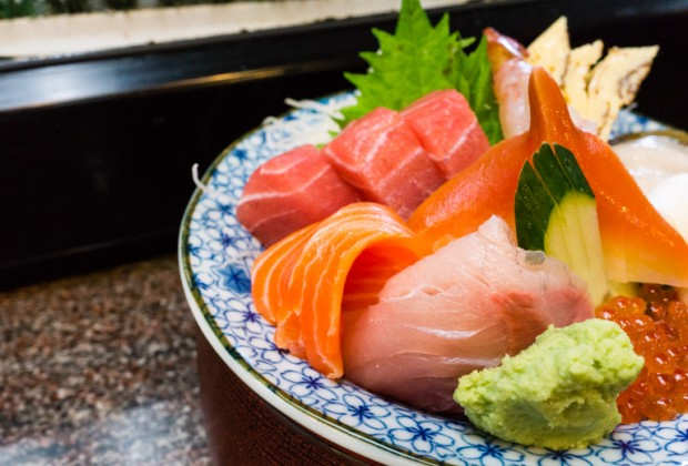 Mitch s review japanese sushi restaurant in honolulu for Aloha asian cuisine sushi