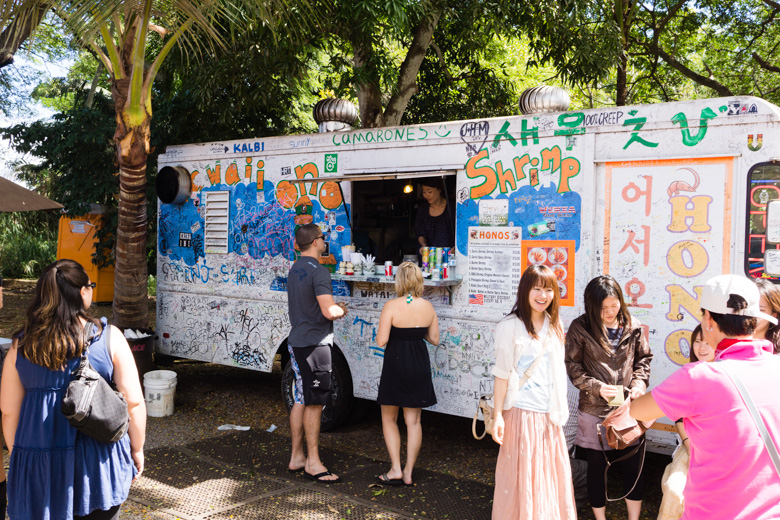 that food cray hawaii north shore oahu food truck vjs dogs burgers 5 North Shore Cray !!! VJ's North Shore Dogs & Burgers