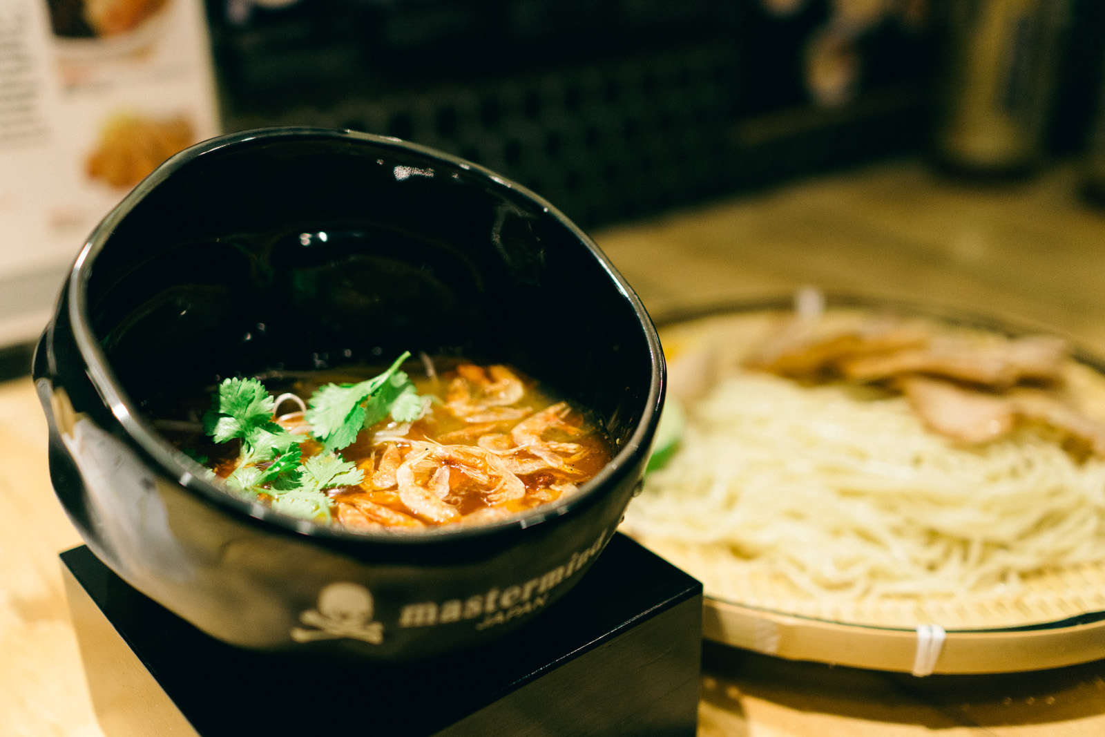 Preview of mastermind japan x hide chan 39 s tsukemen ramen for Cuisine x hong kong margaret