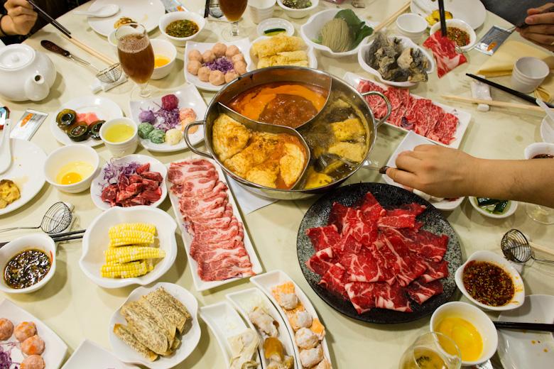 English Chinese Food In Australia