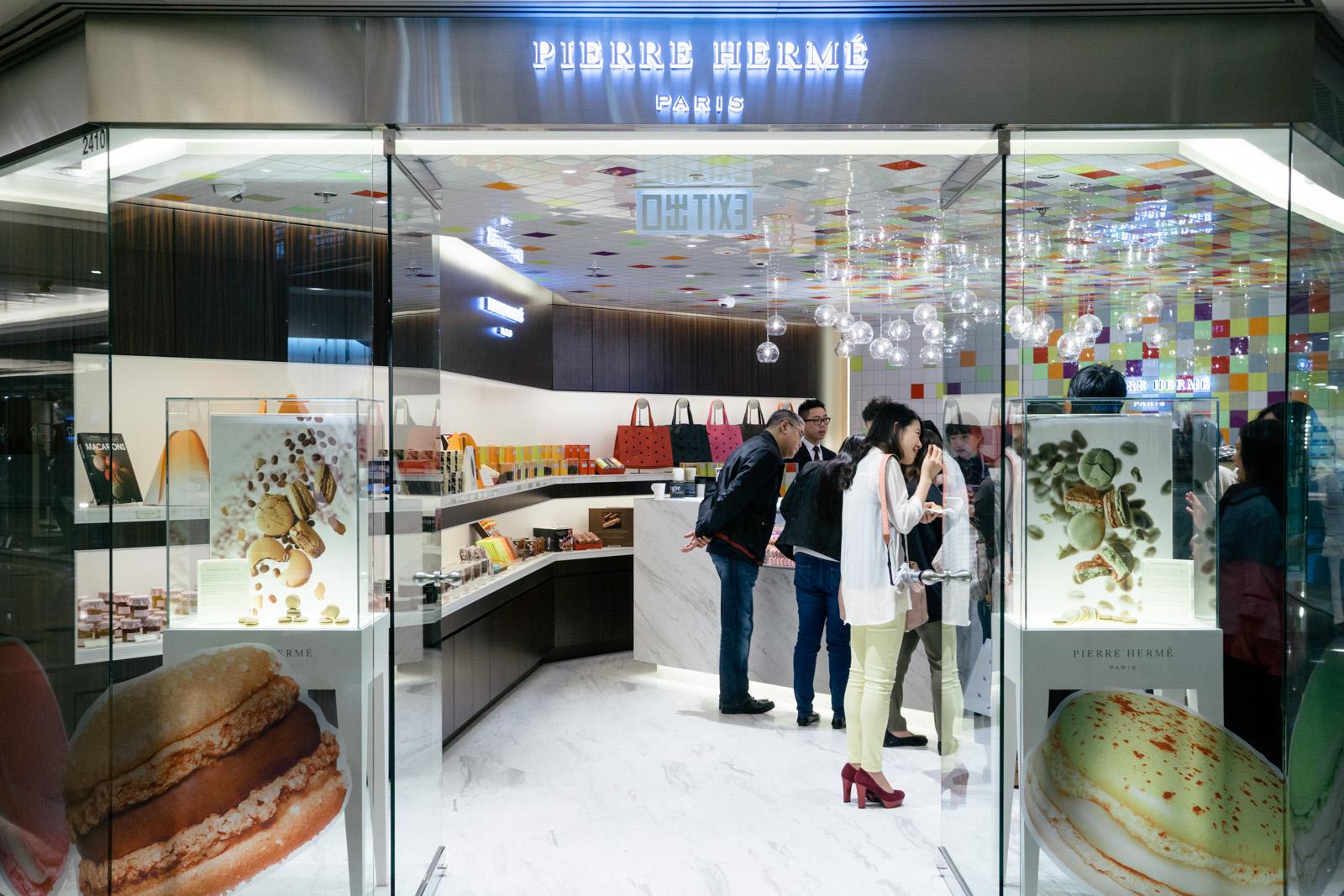 Pierre Herm 233 Paris Store Open In Tsim Sha Tsui At Harbour