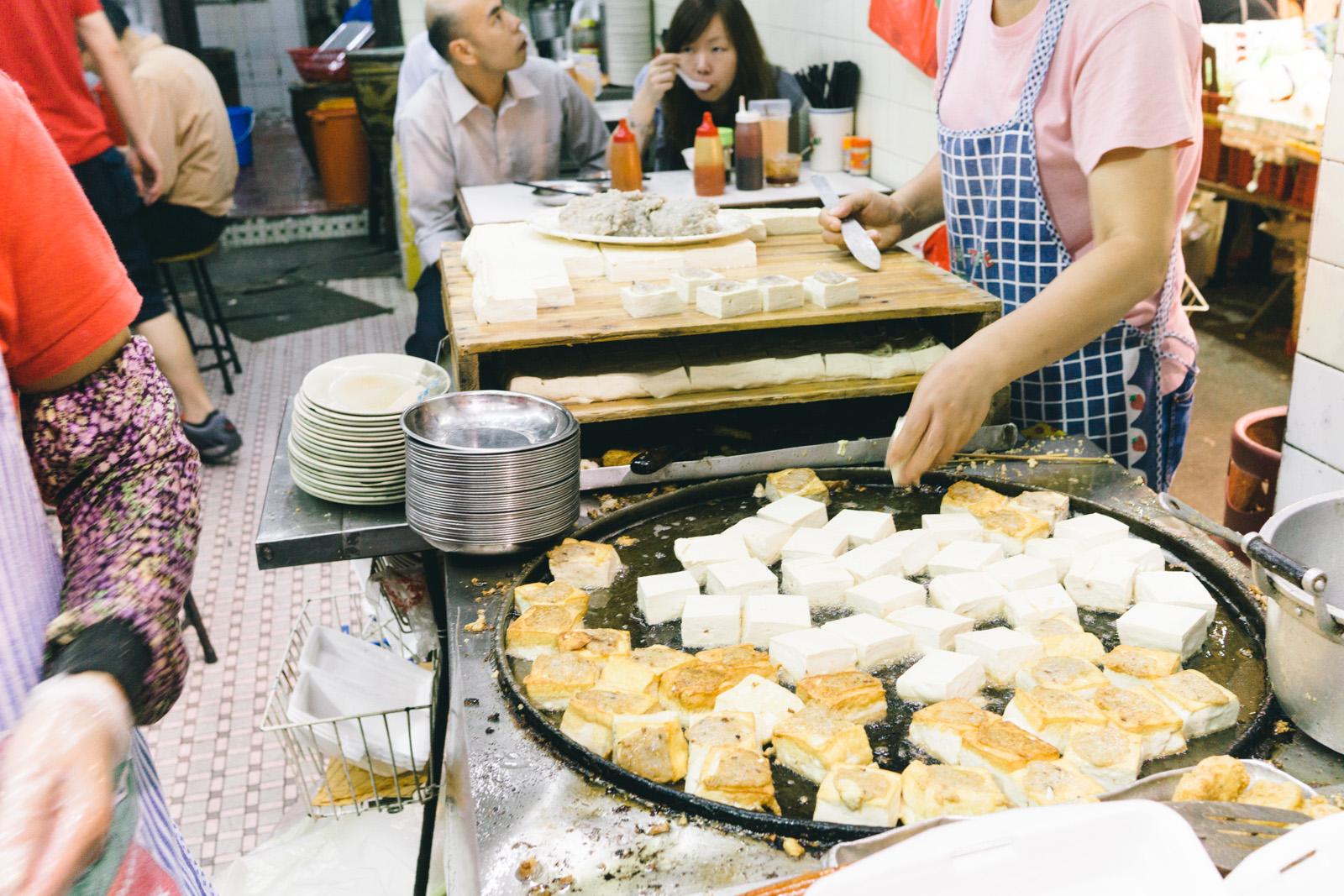 Kung Wo Tofu. Credit: thatfoodcray.com