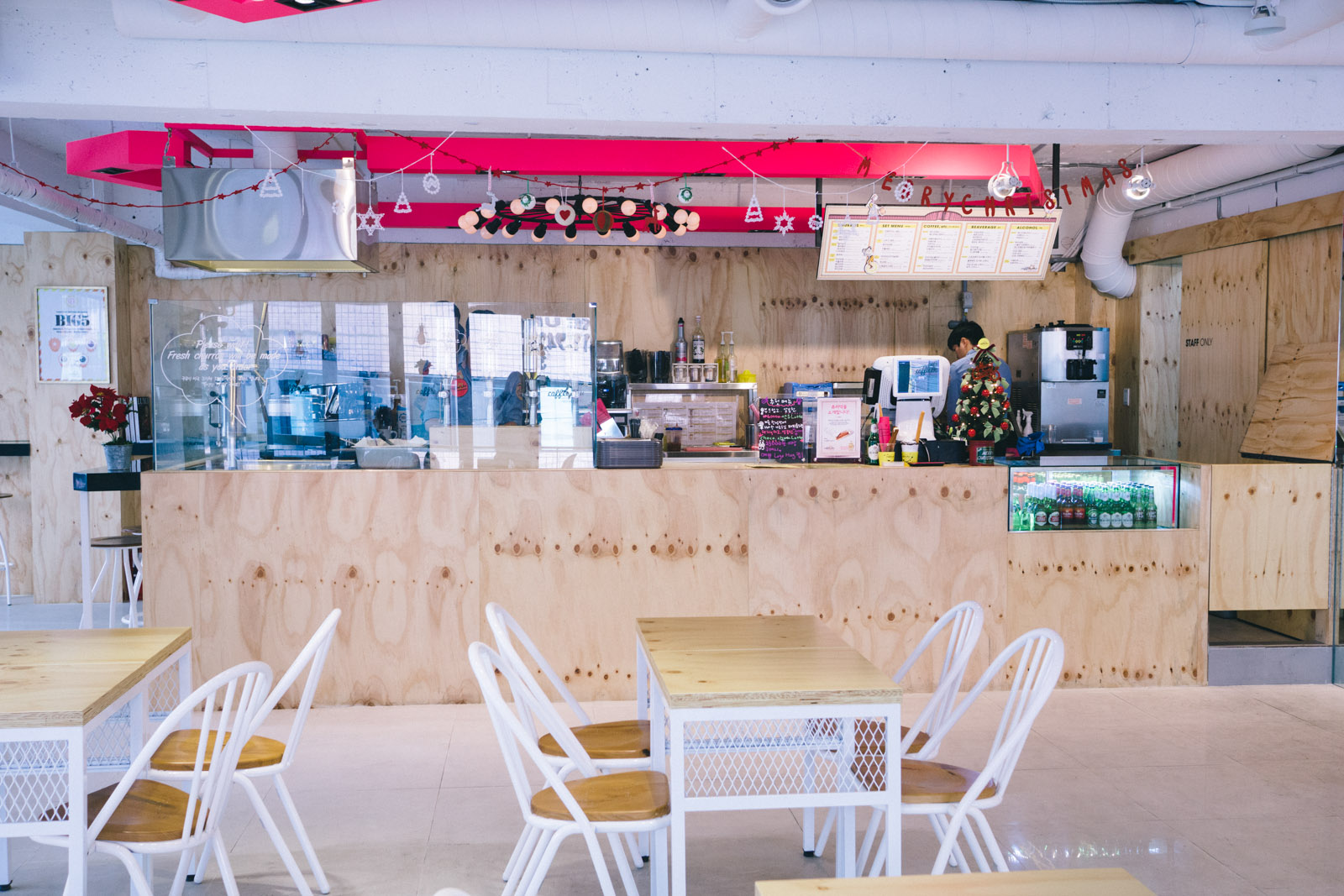 Coffee Chu Review: Café Specializing in Churros in Gangnam ...