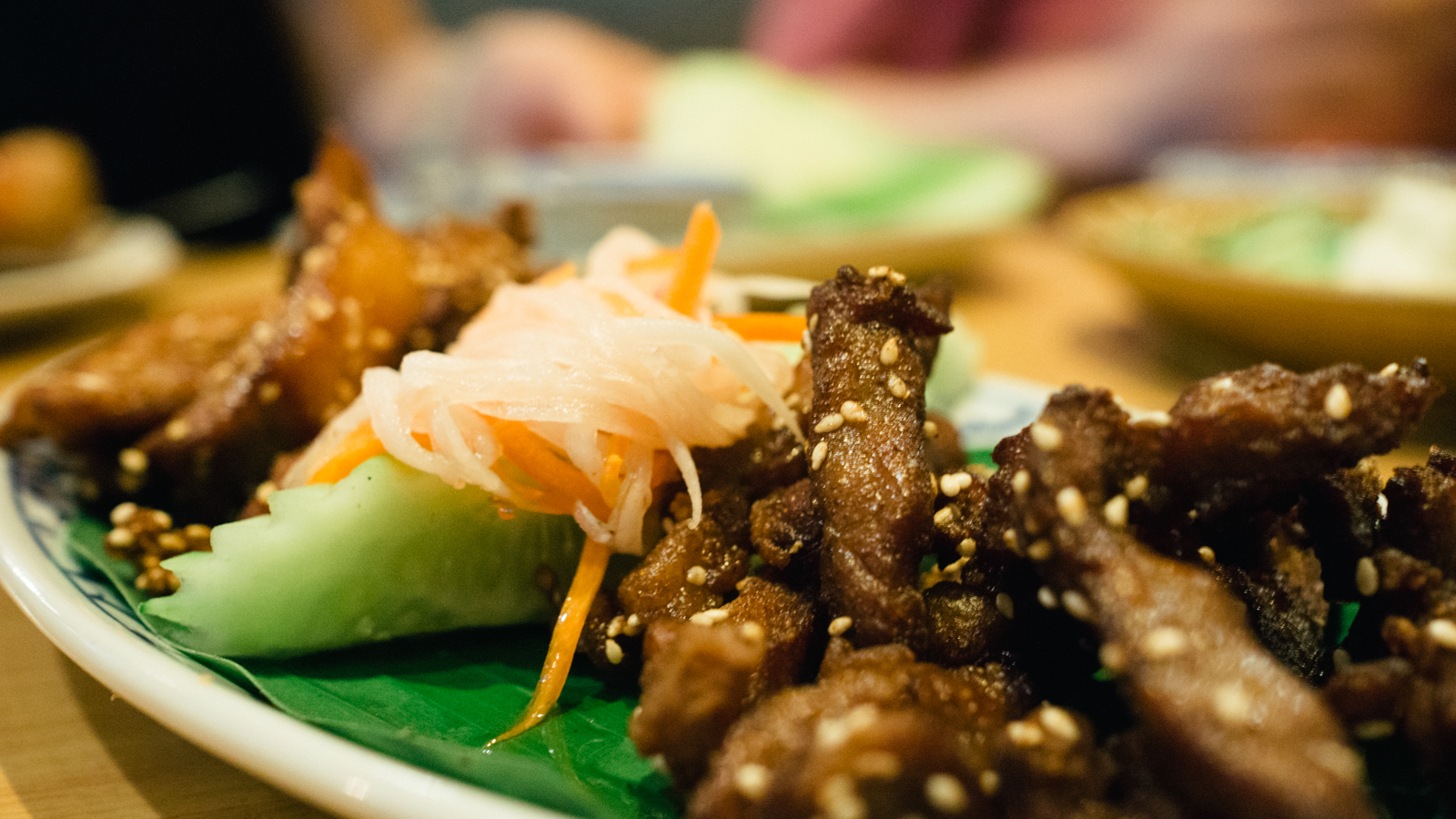 Soul food mahanakorn review thai comfort food in bangkok for Cuisine bangkok