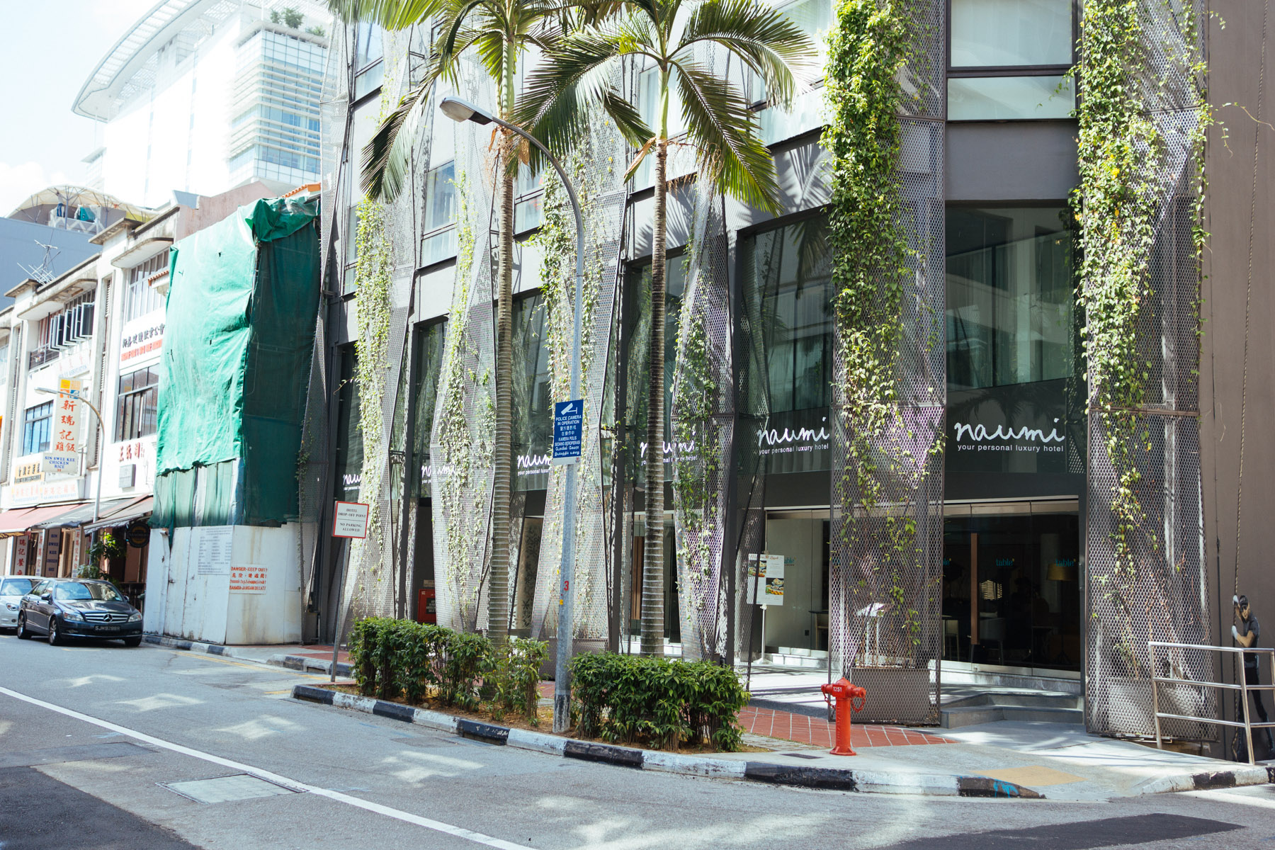 Where to stay in singapore naumi boutique hotel review for I boutique hotel