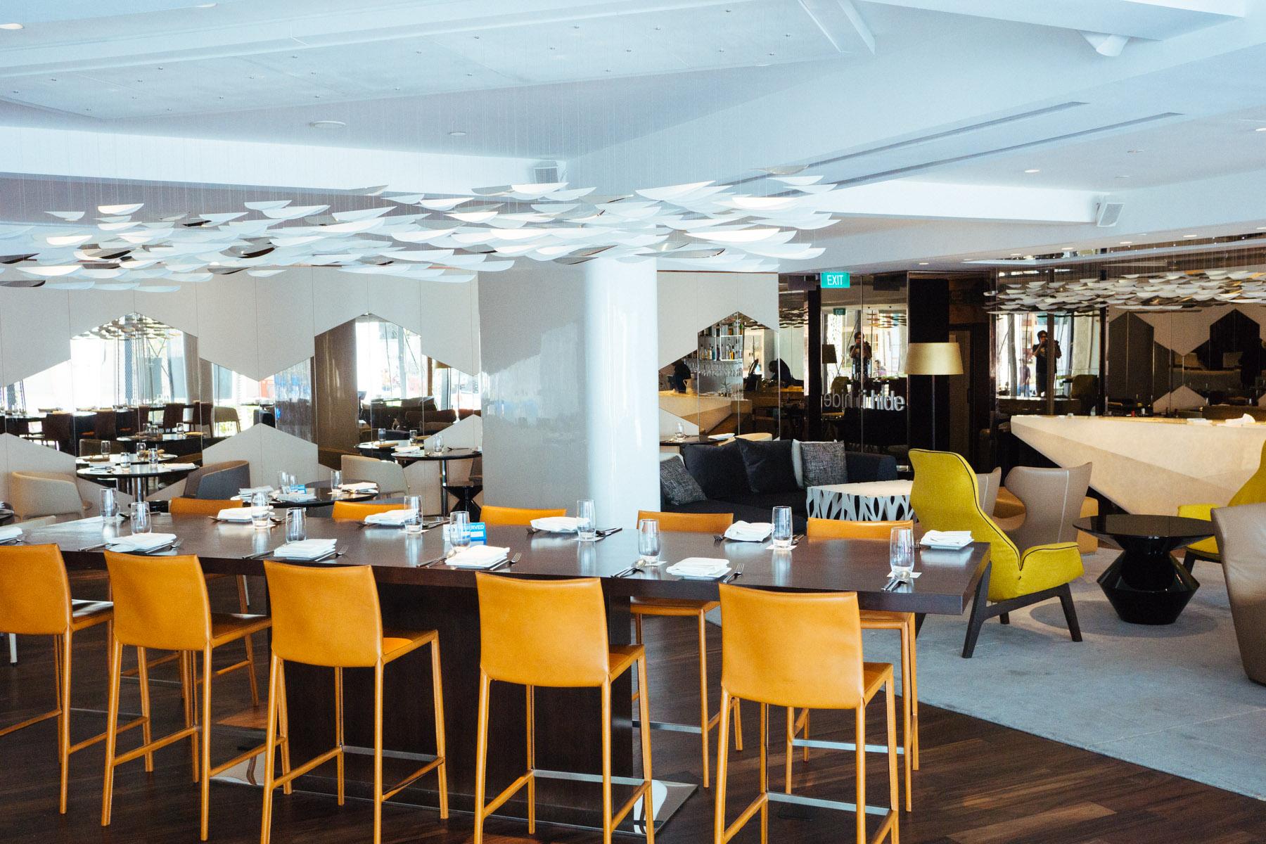 Naumi Hotel Restaurant