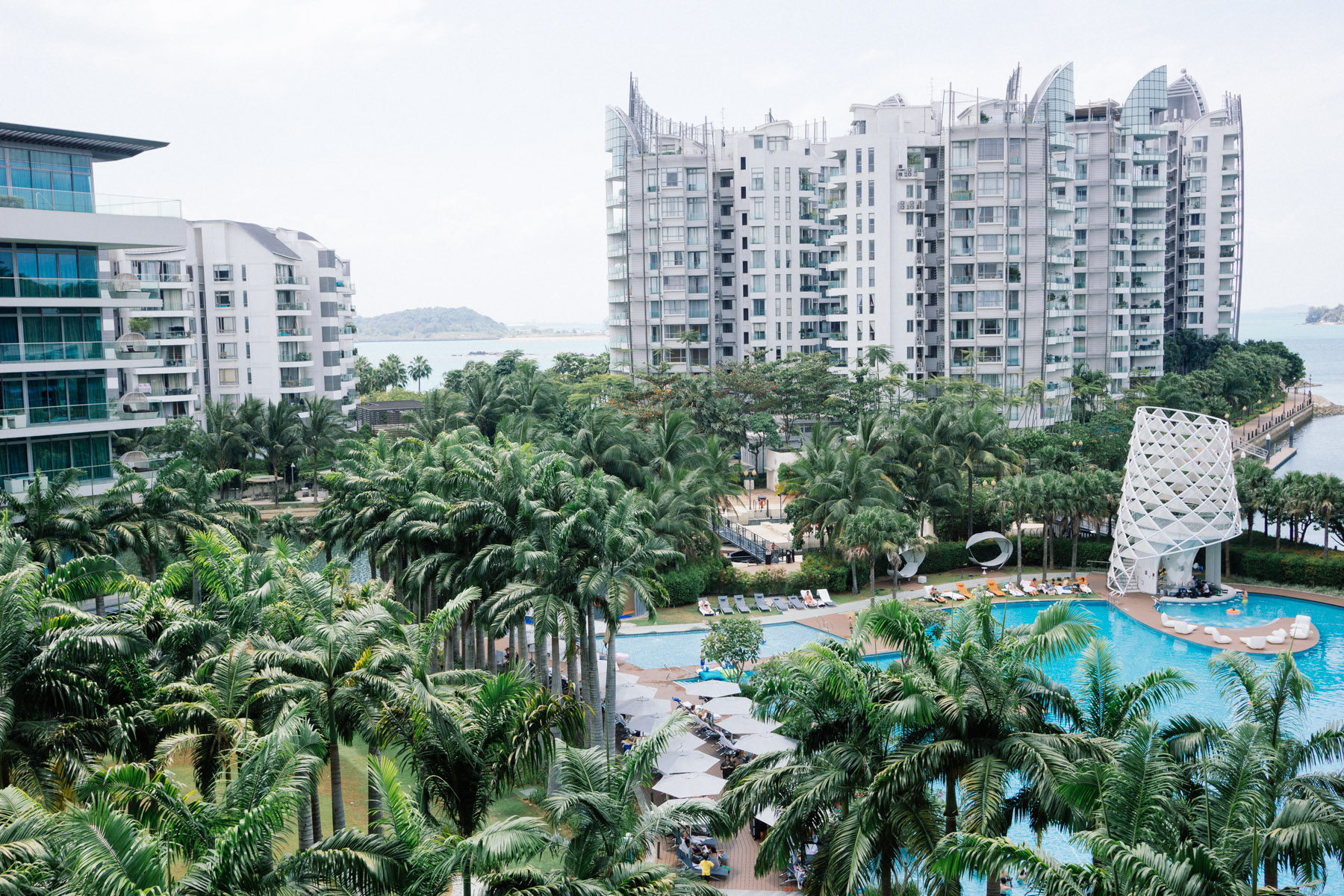 Sentosa casino singapore location