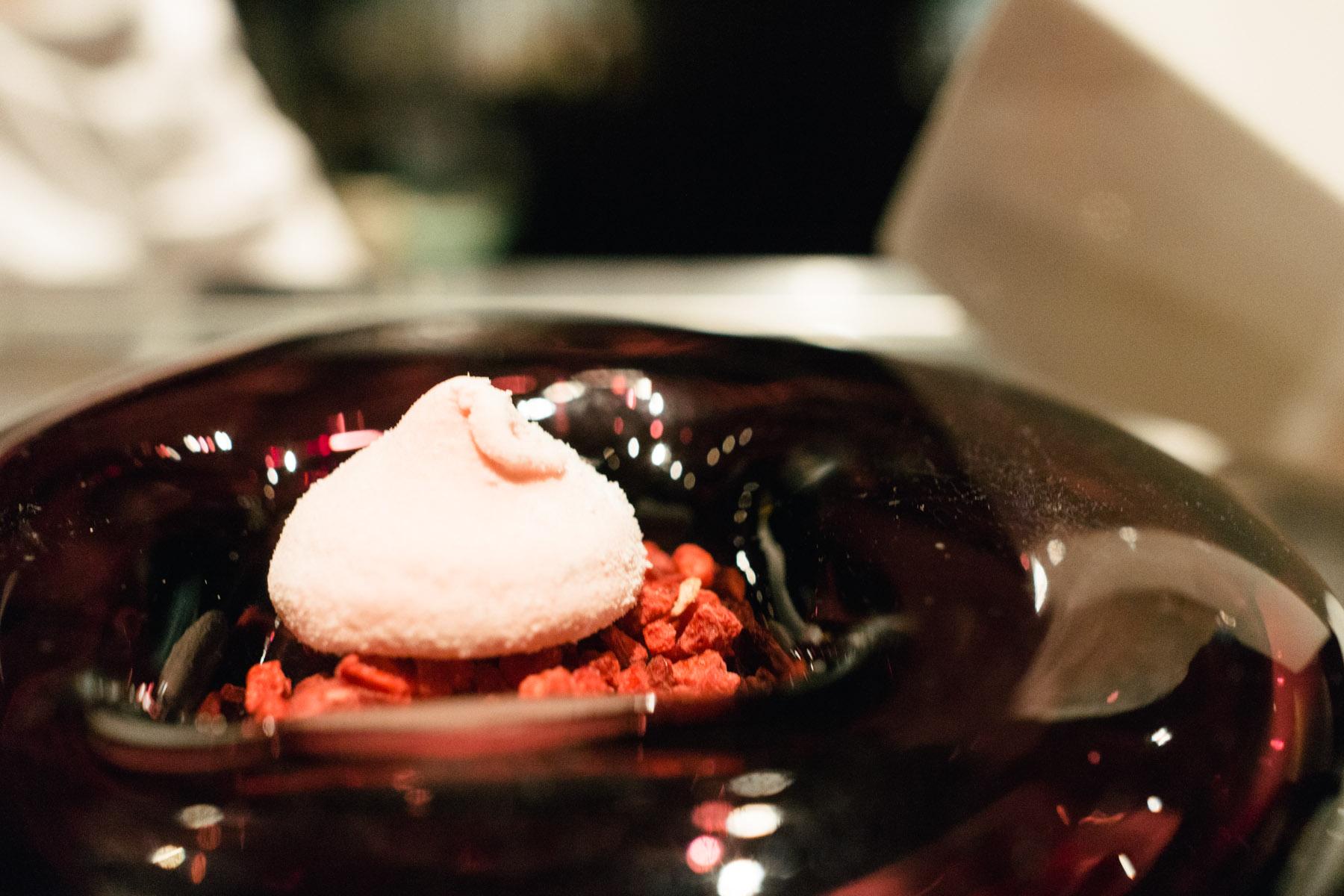 Tapas molecular bar review mandarin oriental in tokyo for Food at bar 38