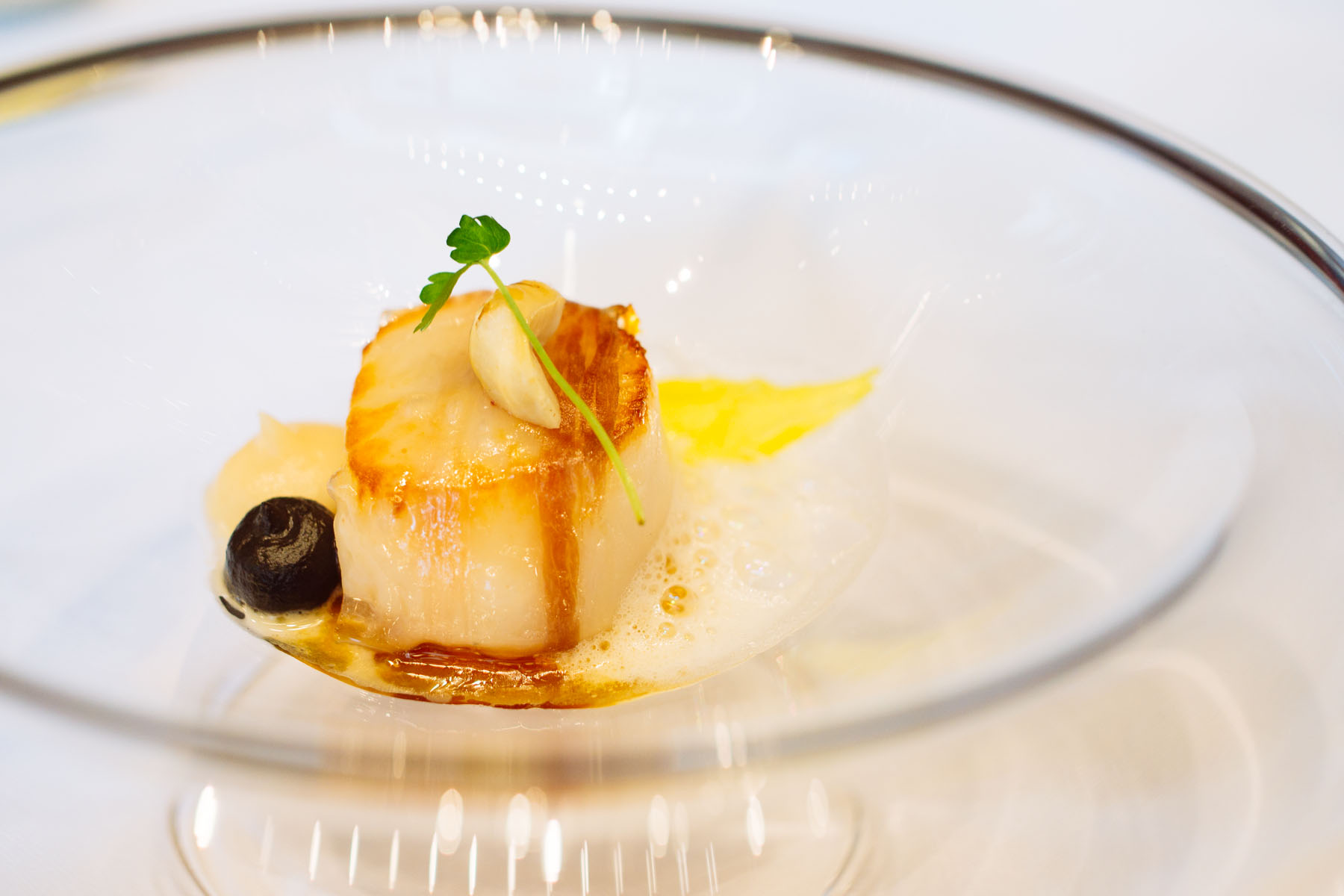 Amber Review Michelin Star French Restaurant In Hong Kong