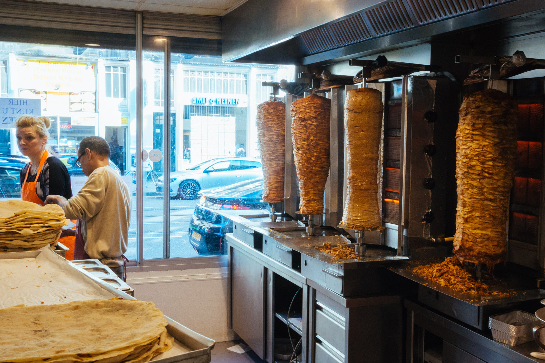 leeman doner review best turkish doner kebab in amsterdam