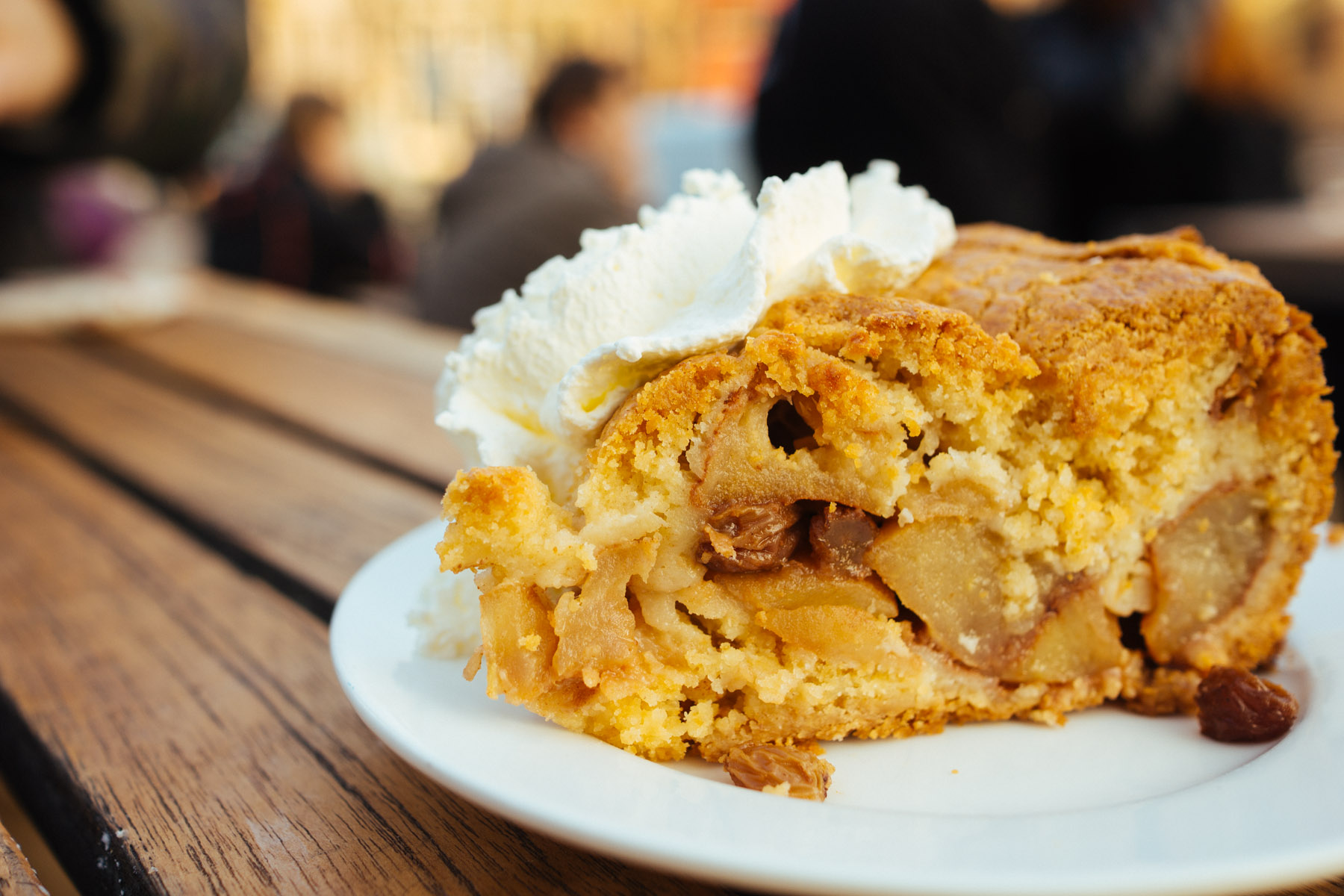 Best Apple Cake Amsterdam