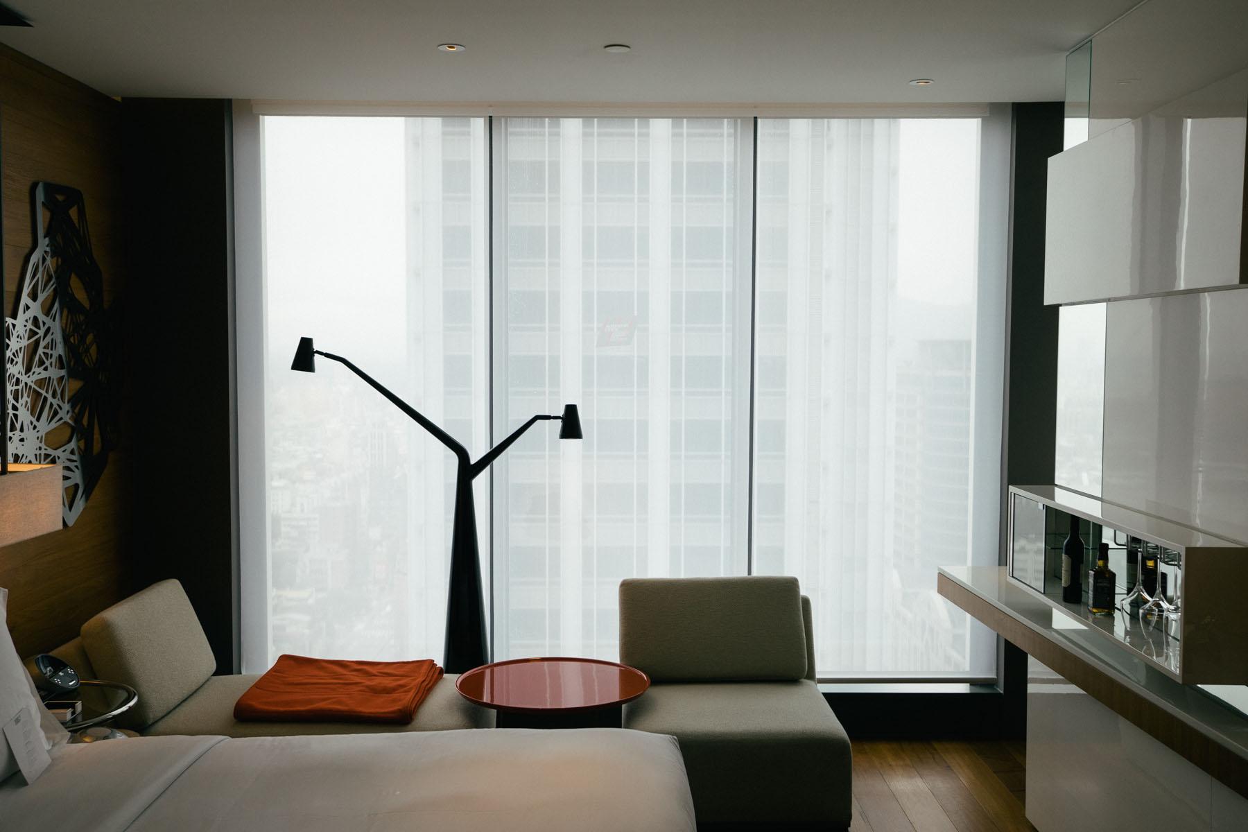 Where to Stay in Taiwan: W Taipei Luxury Hotel in Xinyi District ...