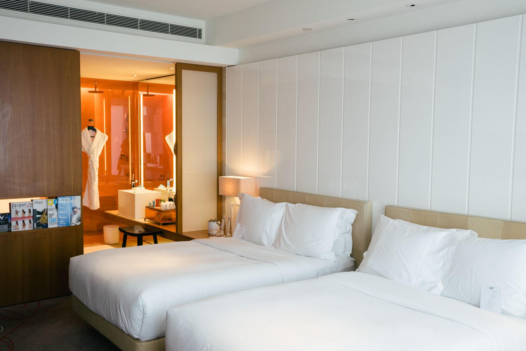 W Hotel Taipei Taiwan Xinyi District Luxe Nomad