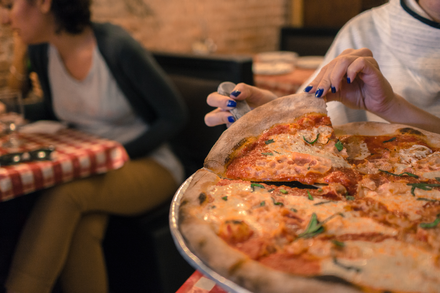 Italian Food Restaurant Names: Lombardi's Pizza Review: First And Best Pizzeria In New