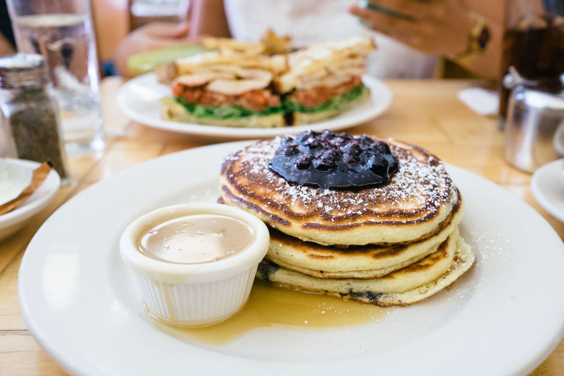 st-baking-company-lower-east-side-clinton-street-brunch-best-pancakes ...