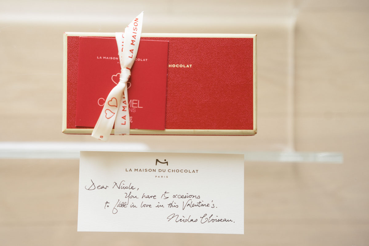 la maison du chocolat st valentine s 2015 collection. Black Bedroom Furniture Sets. Home Design Ideas