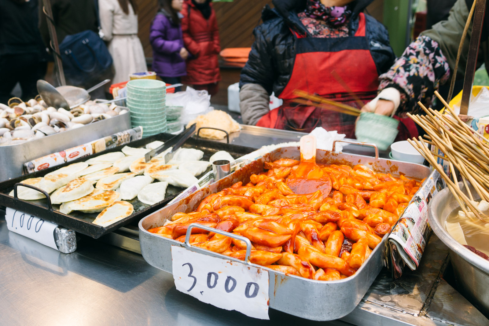 Where To Eat Street Food In Korea